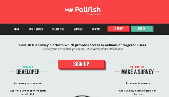 pollfish_startseite