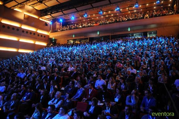 TEDxAthens. Die drittgrößte TEDx-Konferenz weltweit über eventora