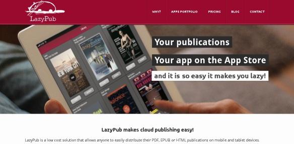 Lazypub Startseite