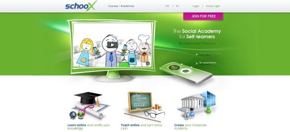 Schoox_Startseite
