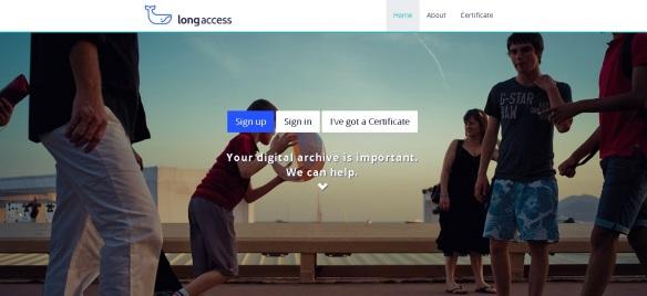 Startseite_Longaccess