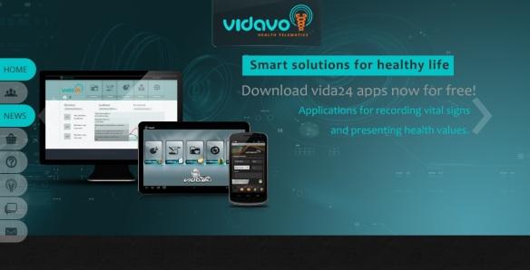 Vidavo-Startseite
