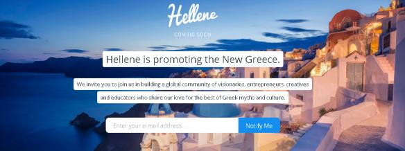 Hellene_Landingpage