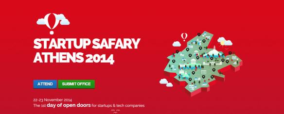 StartupSafariAthens_Startseite