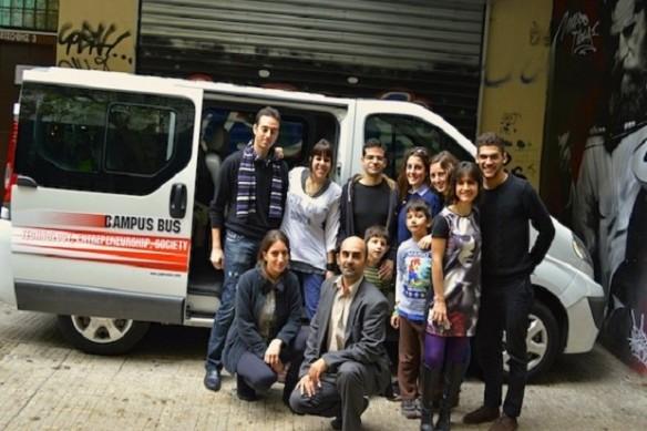 Campus-Bus-Team