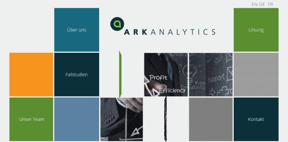 Startseite-Arkanalytics