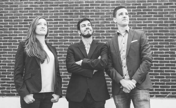 Die Gründer des Griechischen Startups Fresh Strips